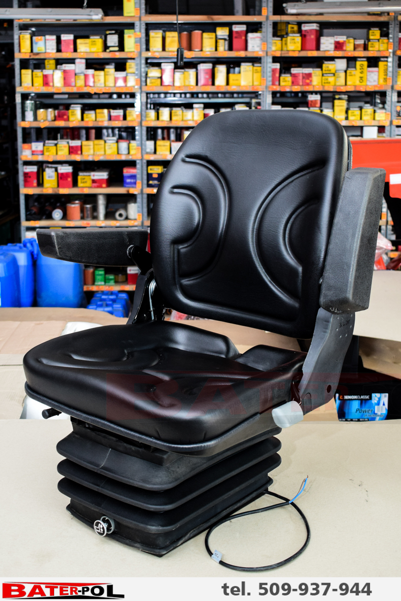 Siedzenie Fotel Pneumatyczny Do Ciągnika